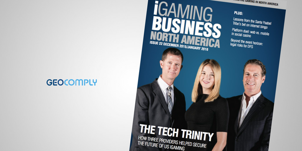 iGaming business GeoComply Location Compliance