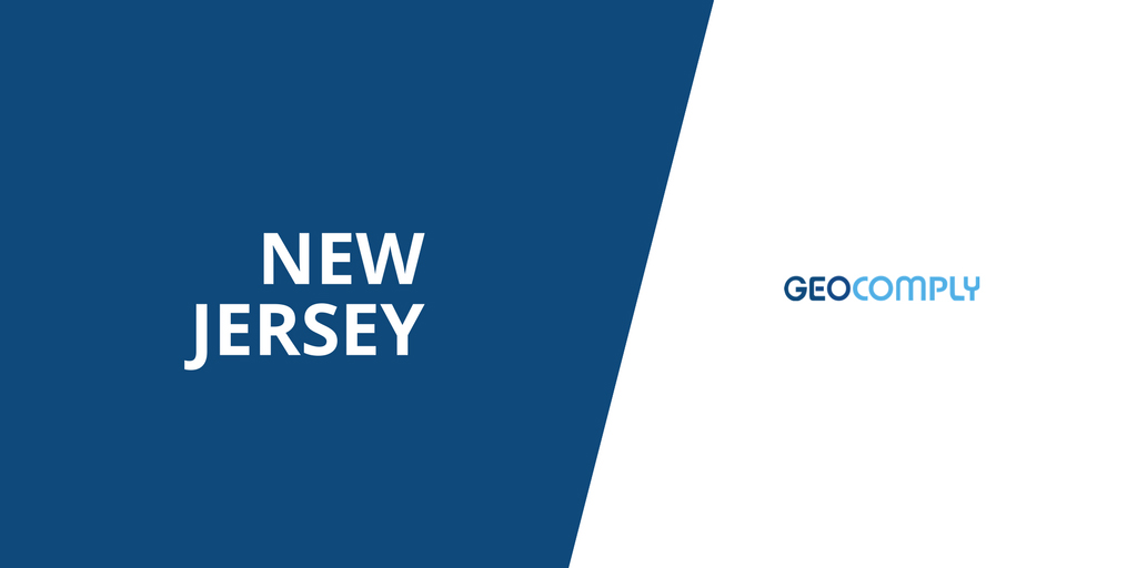 New Jersey GeoComply Location Compliance