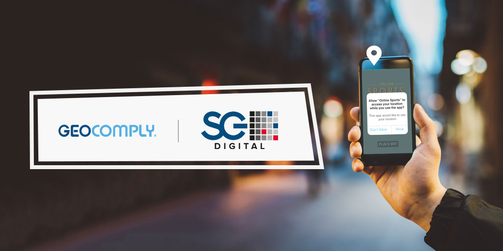 SG Digital Partners with GeoComply in Preparation of Regulated Sports Betting in the US