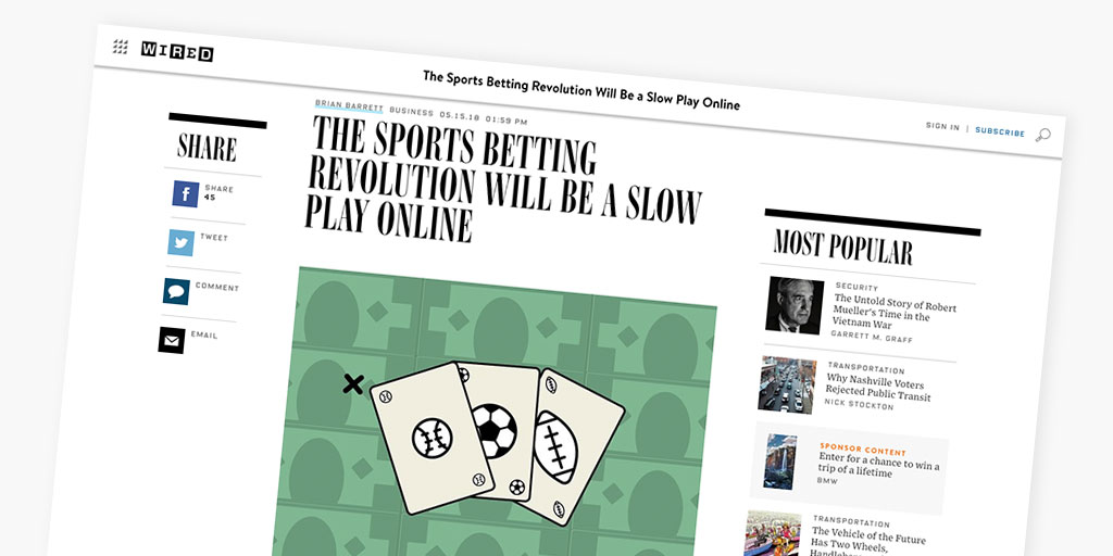 Wired Magazine Lindsay Slader