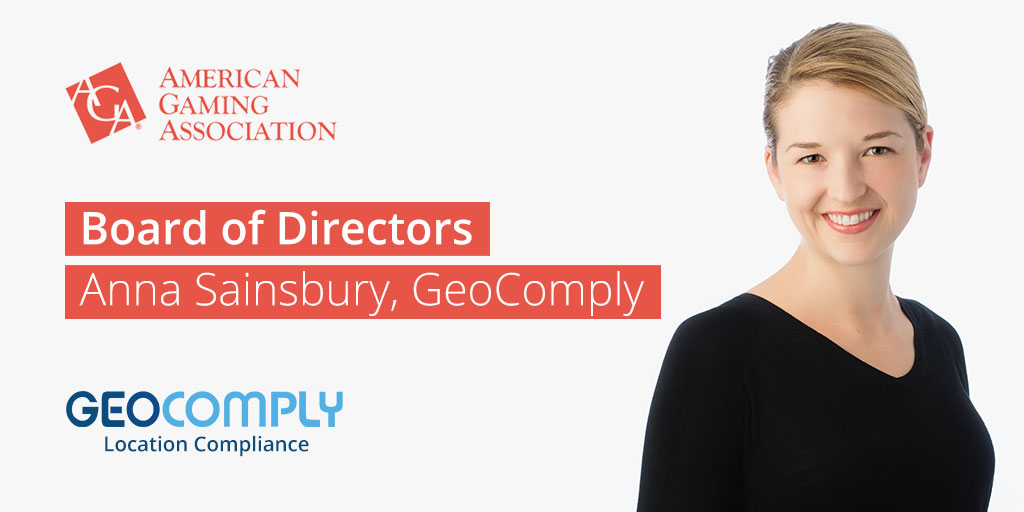 GeoComply Joins American Gaming Association
