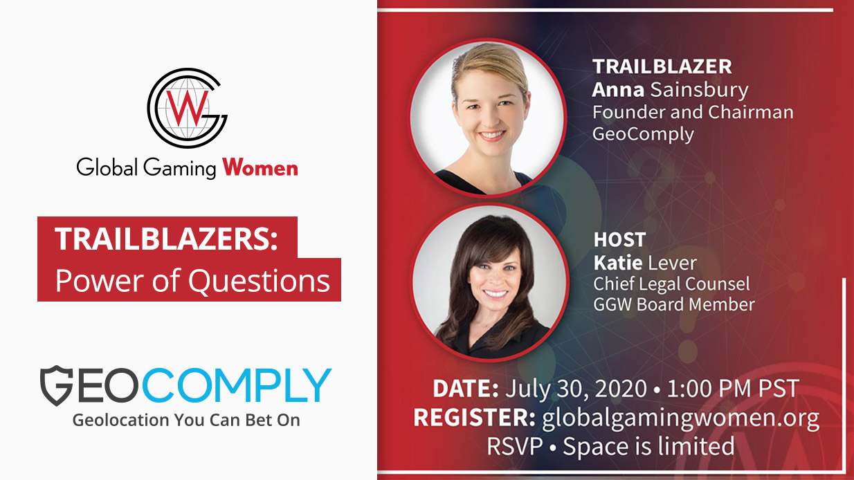 Anna Sainsbury will be speaking at Global Gaming Women Webinar