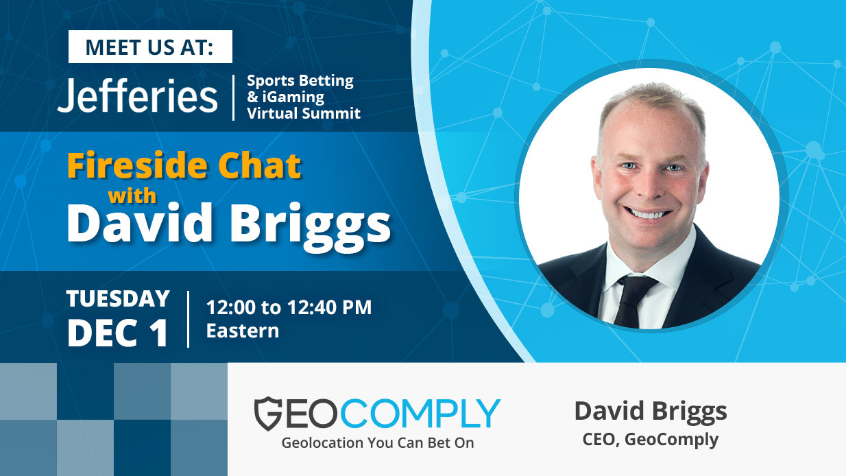 Fireside chat with David Briggs at Jefferies Sports Betting & iGaming Virtual Summit